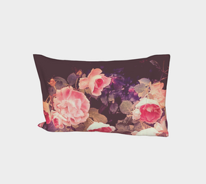 Rosebush Bed Pillow Sleeve
