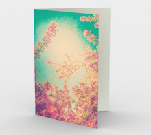 """Pink Spring"" Cards (set of 3)"