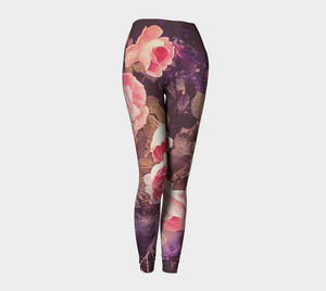 Rosebush Leggings