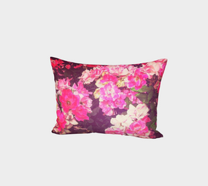 Night Roses Bed Pillow Sham