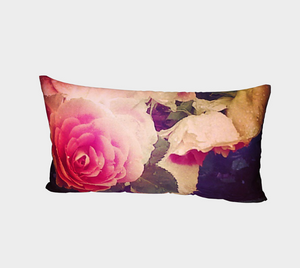 Roses Bed Pillow Sham