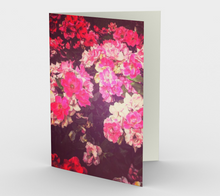 """Night Roses"" Cards (set of 3)"