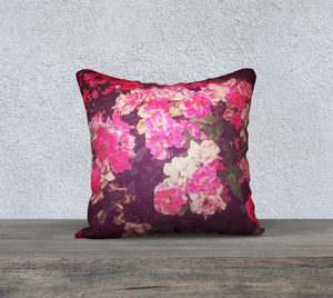 Night Roses Pillow Case I