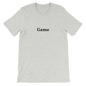 """Game"" T-Shirt (various colors)"