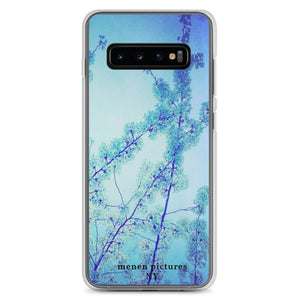 """Blue Spring"" Samsung Galaxy S8/S9/S10 Cases"