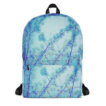 """Blue Spring"" Backpack"