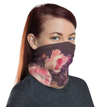 """Rosebush"" Face Covering"