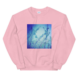 """Blue Spring"" Sweatshirt"