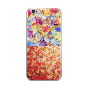 """Leaves III"" iPhone Case"