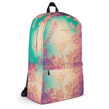 """Pink Spring"" Backpack"