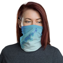 """Blue Spring"" Face Covering"