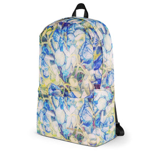 """Flower Mosaic"" Backpack"