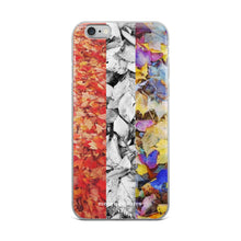 """Leaves IV"" iPhone Case"