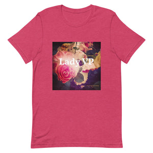 Lady VP + Roses T-Shirt