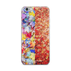 """Leaves II"" iPhone Case"