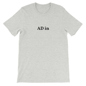 """AD in"" T-Shirt (various colors)"