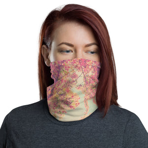 """Pink Spring"" Face Covering"