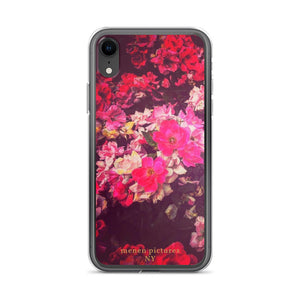 Night Roses iPhone Case