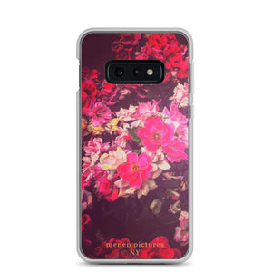 Night Roses Samsung Galaxy S8/S9/S10 Cases
