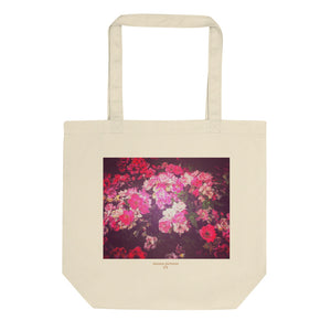 """Night Roses"" Eco Tote Bag"