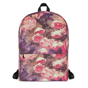 """Rosebush"" Backpack"