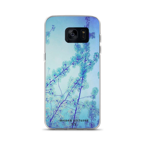 Blue Spring Samsung Galaxy S7 Case