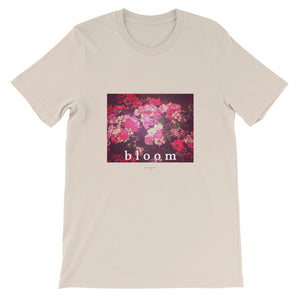 Night roses + Bloom T-Shirt