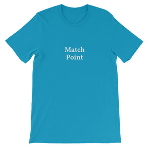 """Match Point"" T-Shirt (various colors) 3"