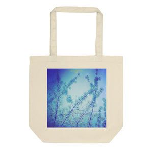 """Blue Spring"" Eco Tote Bag"