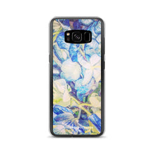 Flower Mosaic Samsung Galaxy Phone Case