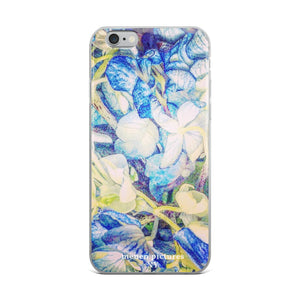 Flower Mosaic iPhone Case
