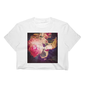 Roses + Bloom Crop Top
