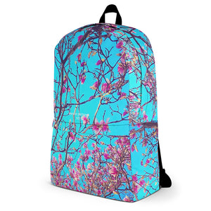 """Pink Magnolias"" Backpack"
