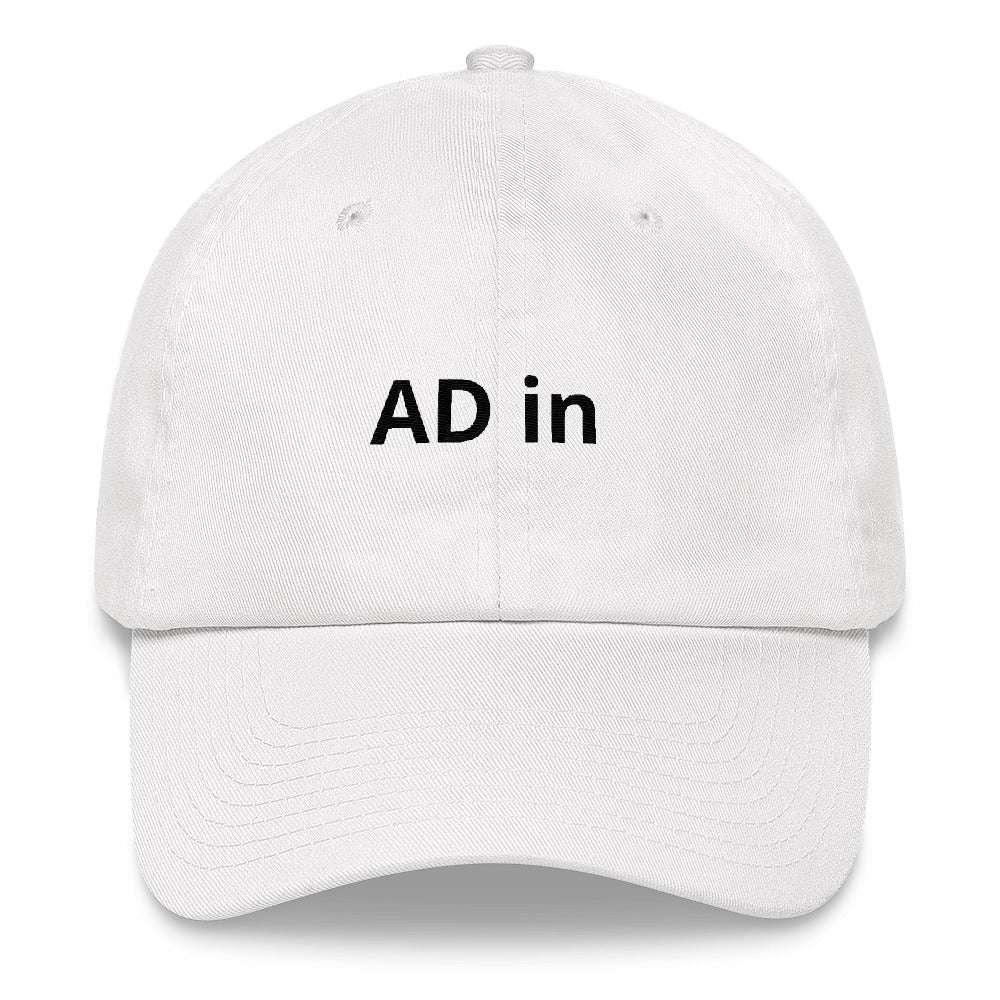 AD in White Hat