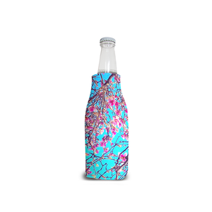 Pink Magnolias Bottle Cooler