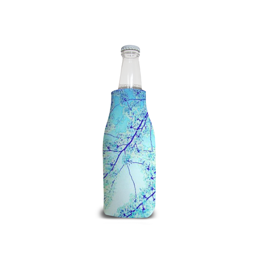 Blue Spring Bottle Cooler