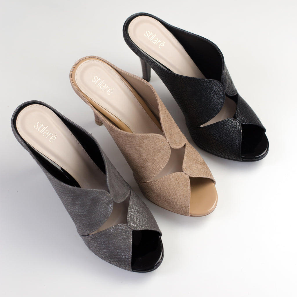 Desire Stilleto Mules