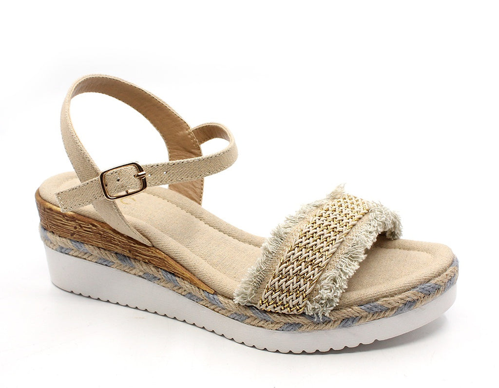 Layna Summertime Wedges