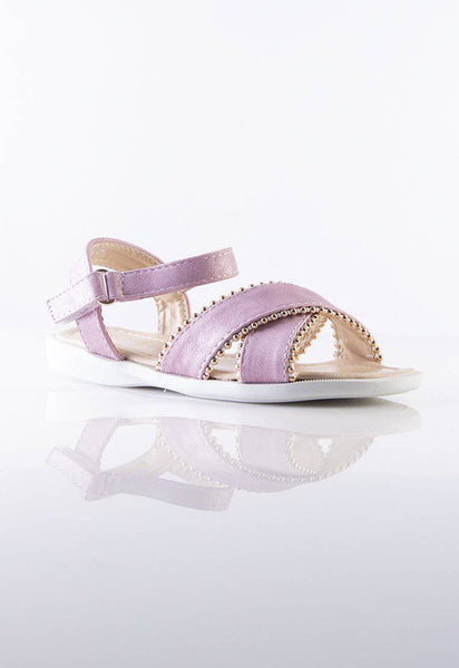 Stilaré Mia Kids Shoes Studded in Pink - Stilaré