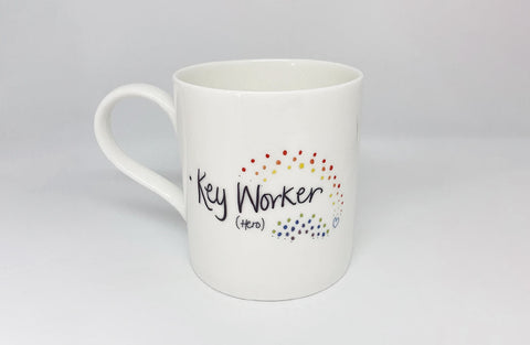 Key Worker Hero Mug