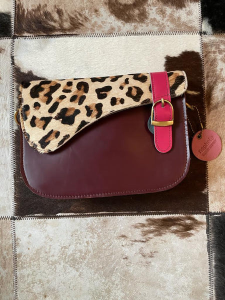 Nephele Saddle Bag