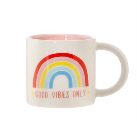 Sass and Belle Rainbow Mug