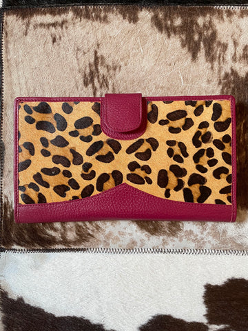 Nephele Organiser Clutch Bag / Purse