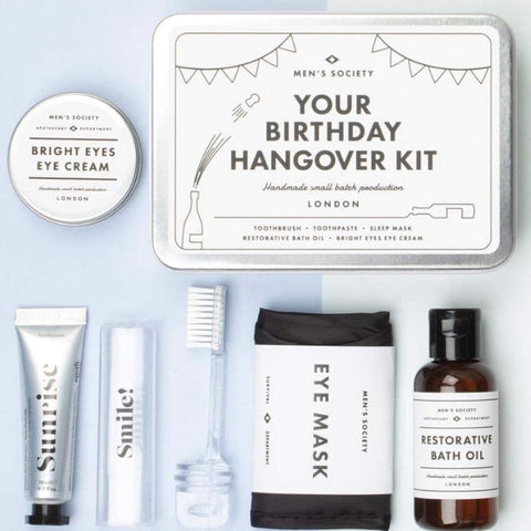 Your Birthday Hangover Kit (Gift Set)