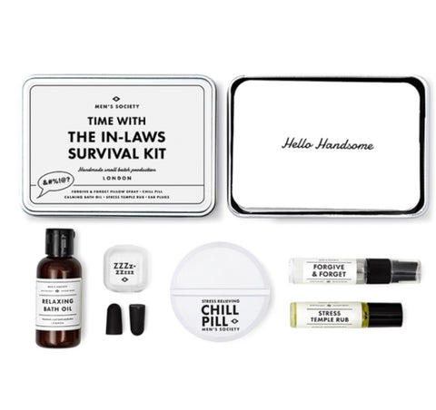 Time With The In-Laws Survival Kit (Gift Set)