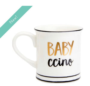 Sass and Belle Babyccino Mug