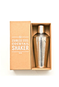 Cocktail Shaker (Men's Society Gift Set)