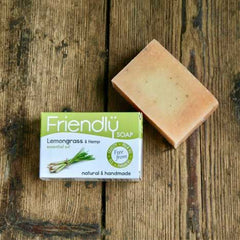 Lemongrass & Hemp Soap