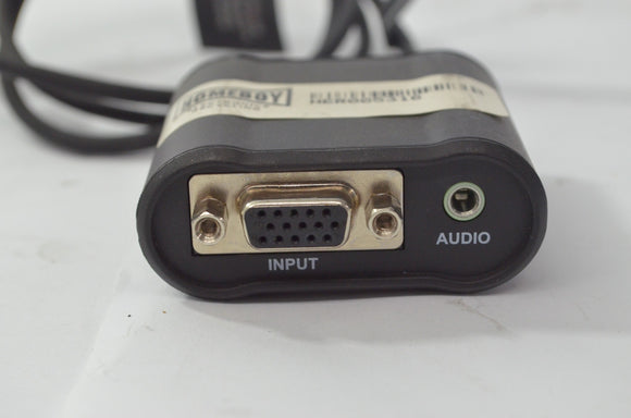 ADL-VGA+3.5-HDI Pan Pacific VGA + Audio to HDMI Converter. Does not include mic