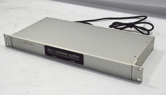 Doug Fleenor DMX512 Isolated Splitter / Amplifier 1 input and 12 outputs